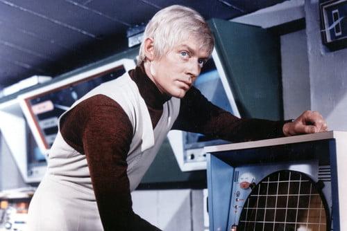 UFO 1970/'s TV Show SHADO Ed Straker POSTER