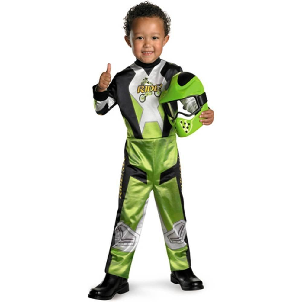 Disguise Costumes Lil' Motocross Rider