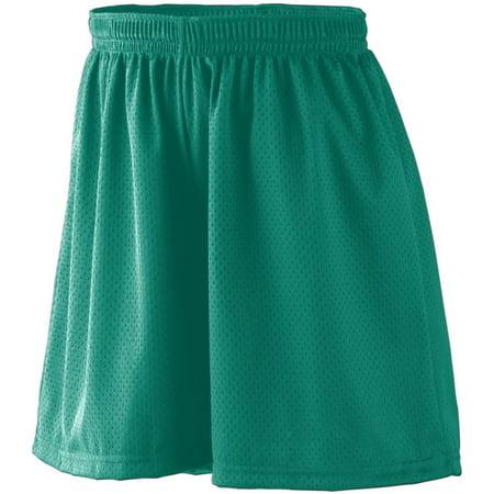 Augusta 859 Girls Tricot Lined Mesh Short