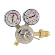 Medium-Duty Flowmeter Regulators, Acetylene, CGA 510; 400 psig inlet