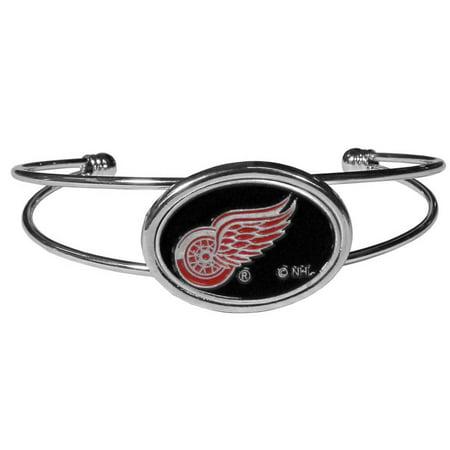 Detroit Red Wings Cuff Bracelet (F)
