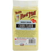 Bob's Red Mill Corn Flour, 24 oz (Pack of 4)