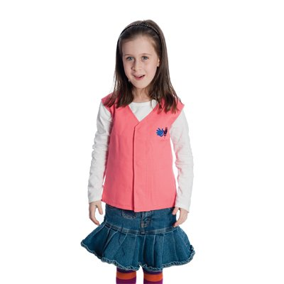 Fun and Function's Pink Weighted Vest