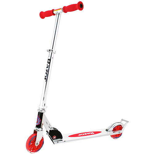 Razor AW125 Kick Scooter, Red by Razor USA