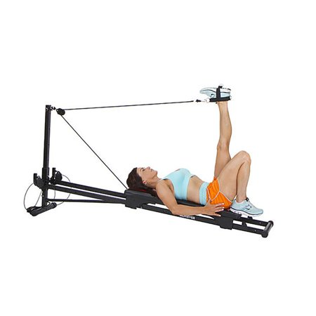 total gym achiever home fitness folding full body workout
