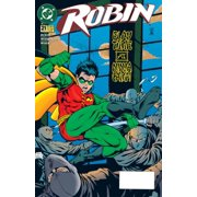 Robin Vol. 5: War of the Dragons