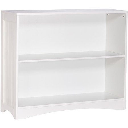 RiverRidge Kids - Horizontal Bookcase, White - RiverRidge Kids - Horizontal Bookcase, White - Walmart.com