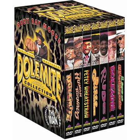 Dolemite Collection: Bigger & Badder (DVD) ()