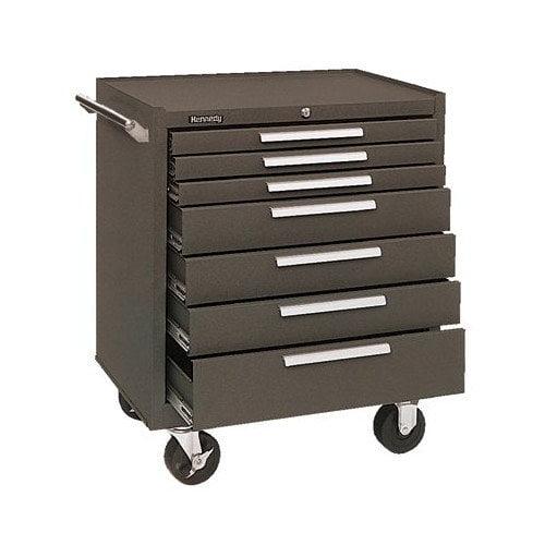 Kennedy 27'' Wide 7 Drawer Bottom Cabinet
