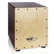 Pyle PCJD16 - Stringed Jam Cajon - Wooden Percussion Box