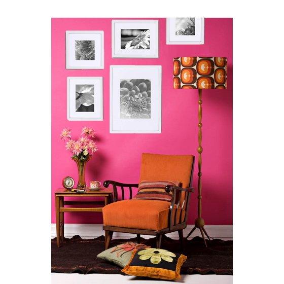 Gallery Perfect 5-Piece Black Wall Frame Kit - Walmart.com
