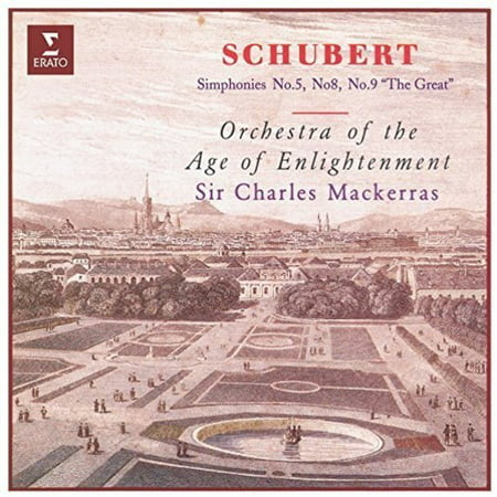 Schubert: Symphony 9: The Great (CD)