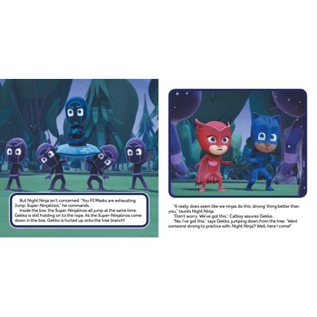Super Team (Part of PJ Masks) Adapted Adapted by: Maggie Testa - image 3 de 4