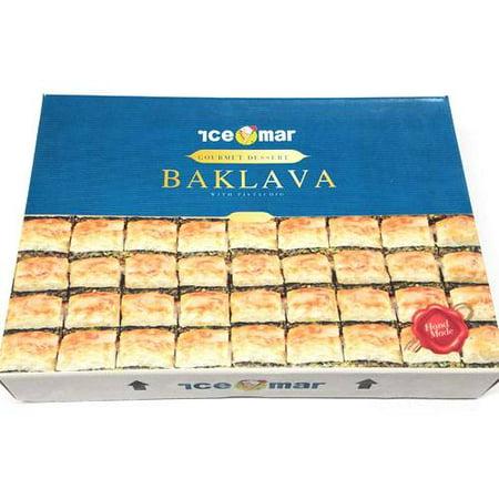 Ice Mar Mado Baklava with Pistachio Baklava fistikli -