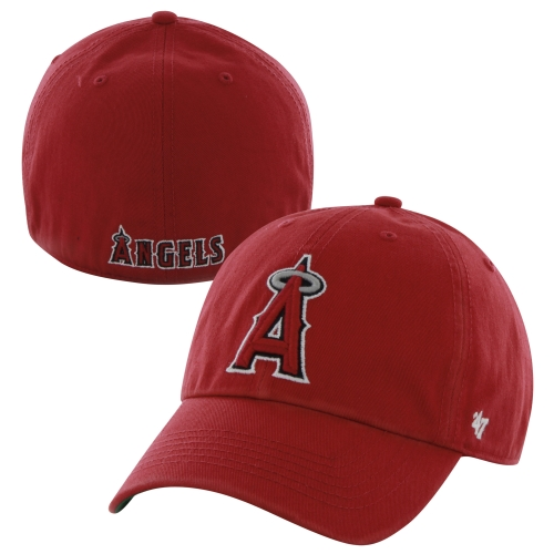 Los Angeles Angels '47 Home Franchise Fitted Hat - Red