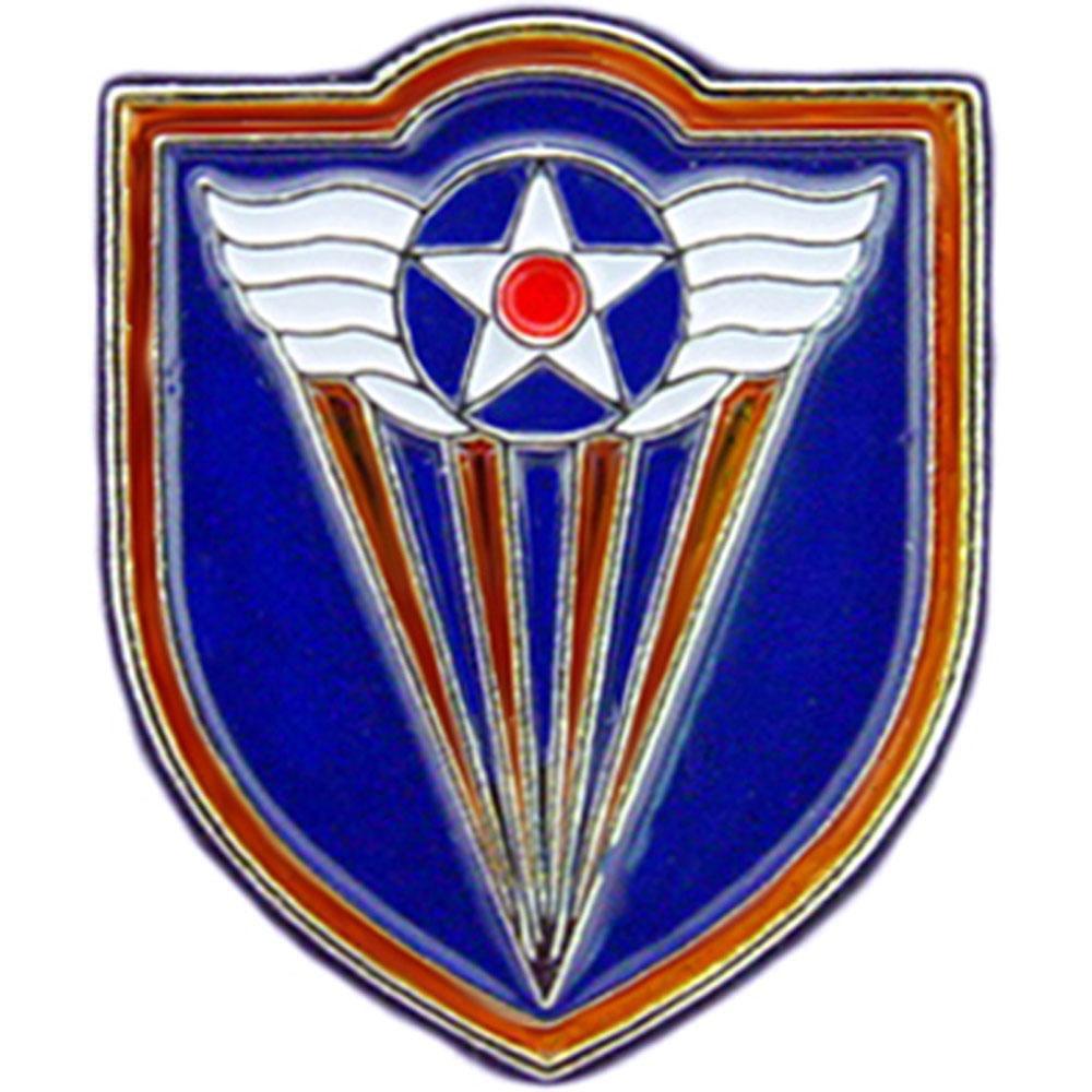"U.S. Air Force 4th Air Force Pin 1"""