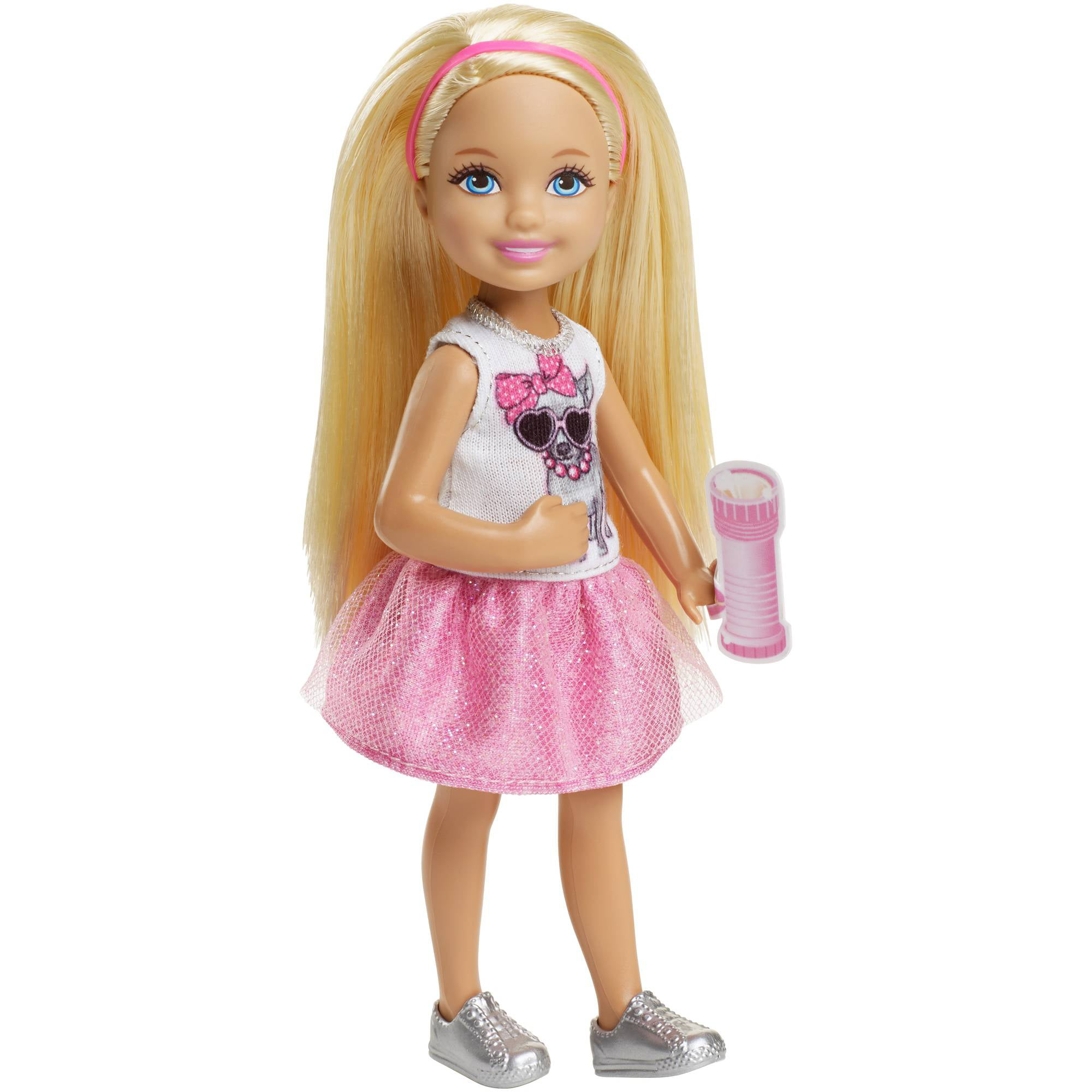 Barbie Chelsea Great Puppy Adventure Doll - Walmart.com 967ade0bf