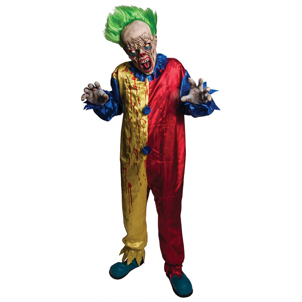 Morbo The Clown Adult Costume - Standard