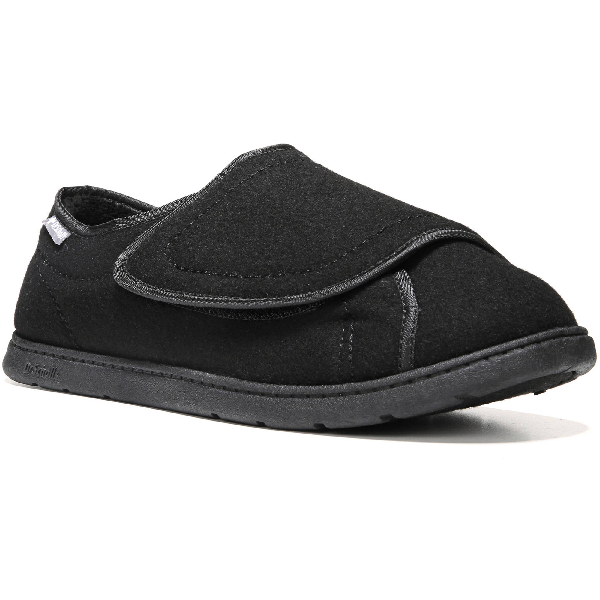 Dr. Scholls Men's Fletcher Therapeutic Slipper, Wide Width by