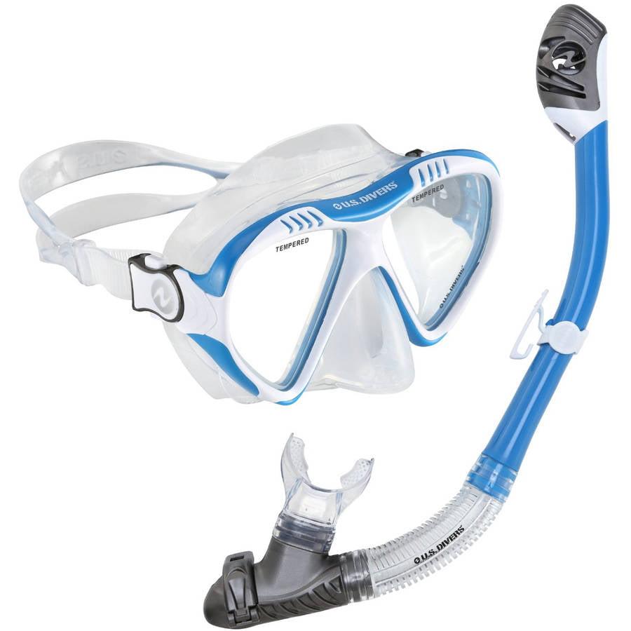 Magellan LX Tucson LX Snorkel, Blue by Aqua Lung America