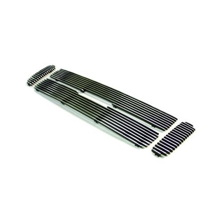 IPCW 01-06 Ford Explorer Sport (2DR) 01-06 Ford Explorer Sport Trac Billet Grille Cut-Out Overlay CWOB-0104EXP2 4 - Ipcw Billet Grille Overlay