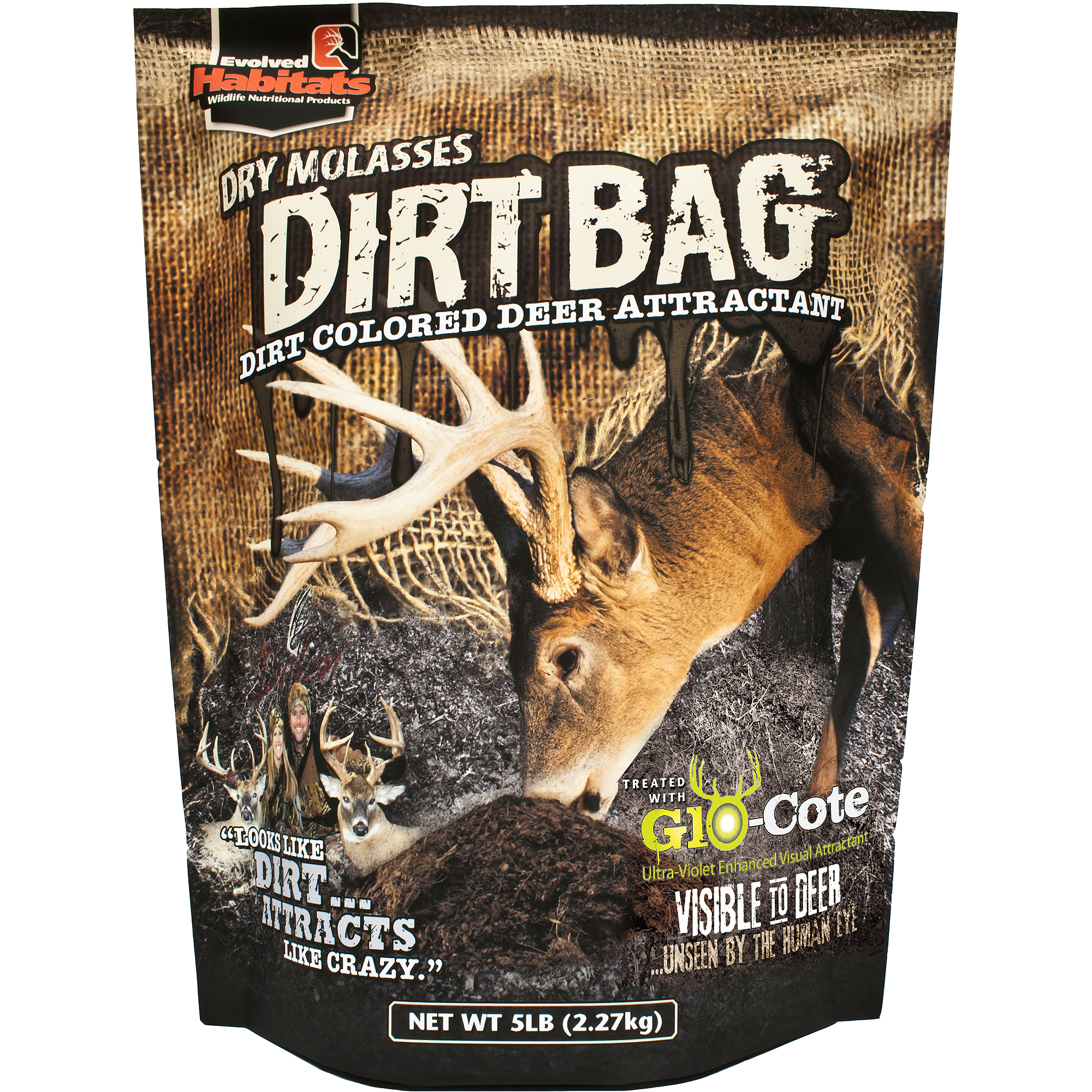 Evolved Industries Dirt Bag Dried Molasses
