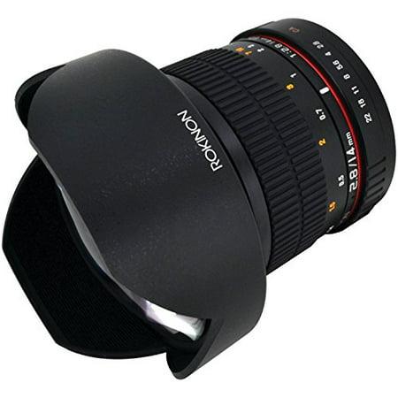Rokinon 14Mm F2 8 If Ed Super Wide Angle Lens For Canon Ef Cameras