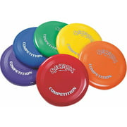 """Spectrum Competition Flying Disc, 10"""", Set of 6"""