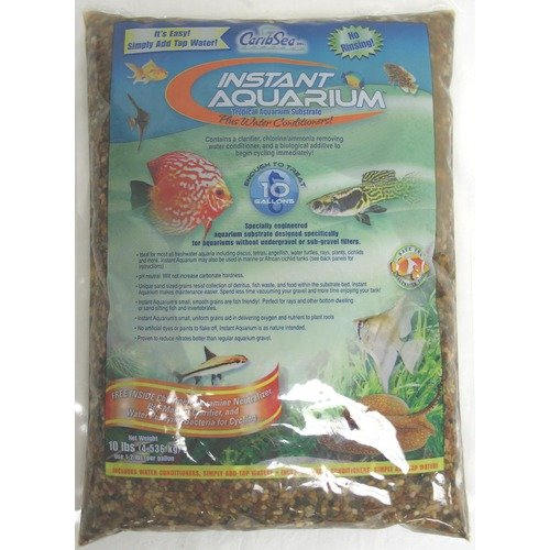 Caribsea Instant Aquarium Multi Colored Rio Grande Sand (40 lbs) (Set of 4)