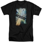 Star Trek Beyond Beyond Poster Mens Big And Tall Shirt