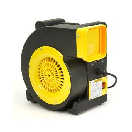Image of AirFoxx AB1000a High Velocity 1 HP 980 CFM All Purpose WorkShop Blower / Spot Cooler