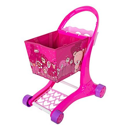 KARMAS PRODUCT Kids Shopping Carts Pretend Toy for Girl (Kid Toys For Girls)