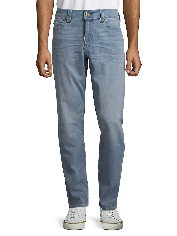 Geno Straight-Leg Jeans