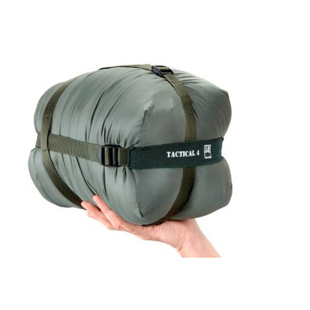 Snugpak Tactical Series 4 Olive Right Hand Zip Sleeping Bag