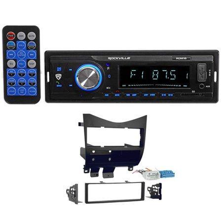 Car Digital Media Bluetooth AM/FM/MP3 USB/SD Receiver For 2003-2007 Honda