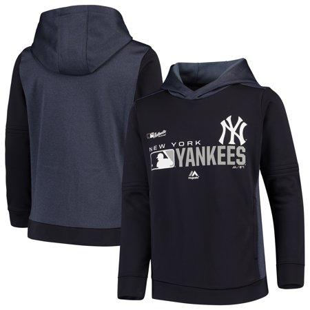 New York Yankees Youth Winning Streak Pullover Hoodie - Navy - Walmart.com 6e409fb2ab6