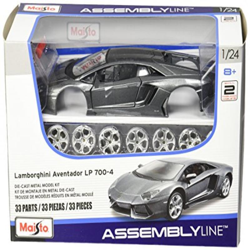 Maisto 1:24 AL Lamborghini Aventador LP 700-4 by Maisto