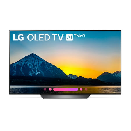 "LG 65"" OLED 4K HDR Smart OLED TV w/AI ThinQ OLED65B8PUA"
