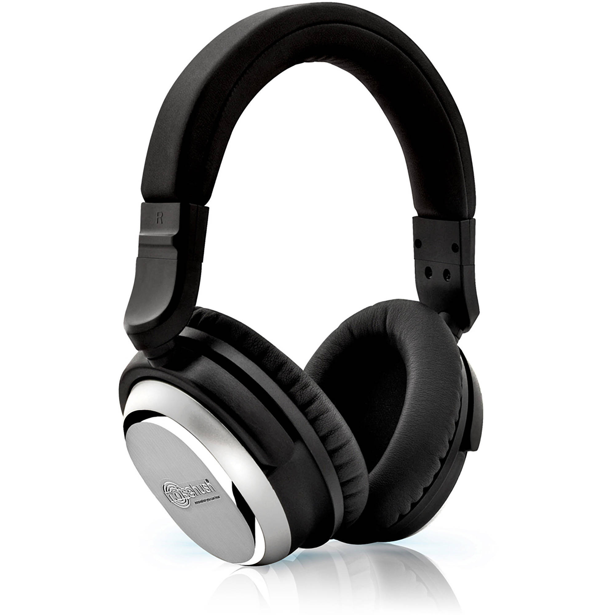 NoiseHush i7 Active Noise-Canceling Headphones, 3.5mm