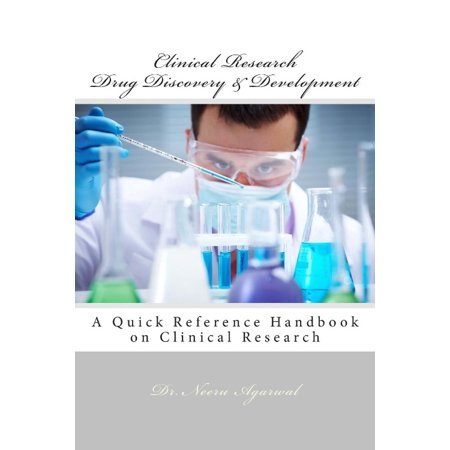 Clinical Research   Drug Discovery   Development  A Quick Reference Handbook On Clinical Research
