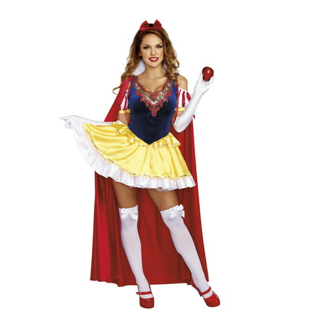 Dreamgirl Women's Fairytale Princess - Fairytale Princess Costume