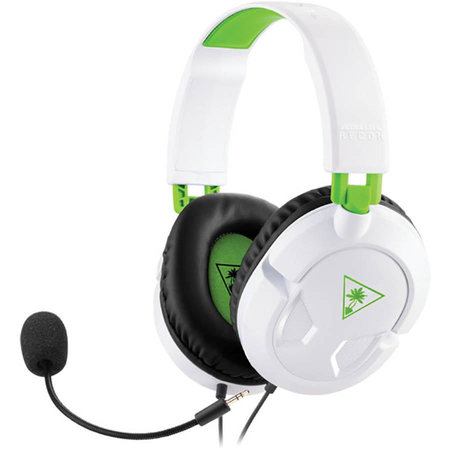 Turtle Beach Ear Force Recon 50X Xbox One Headset, White by Turtle Beach