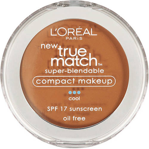 L'Oreal Paris True Match Super Blendable Makeup Foundation, C6 Soft Sable