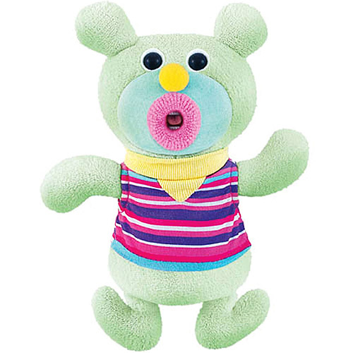 Fisher-Price Sing-a-Ma-Jig, Mint Green