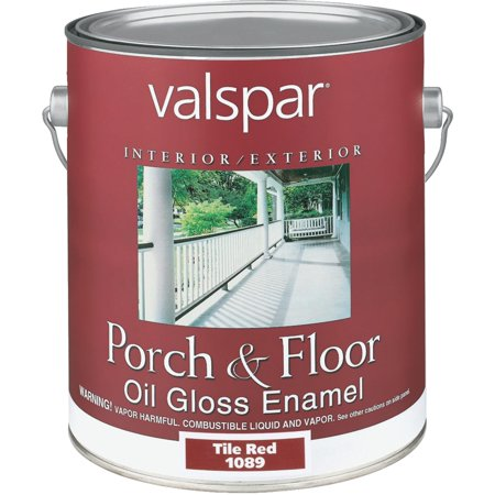 Valspar Oil Based Gloss Porch & Floor Enamel