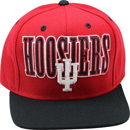 NBA Indiana Hoosiers Adult Snapback Hat Cap