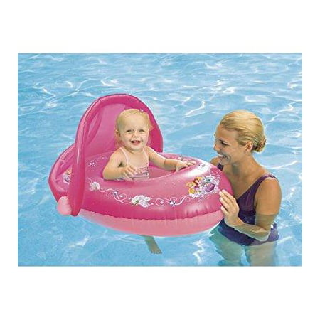 Swimways Disney Float With Canopy Princess