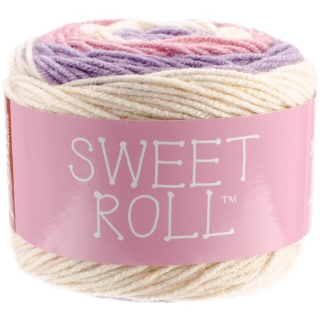 Premier Yarns Sweet Roll Yarn Birthday Cake Pop