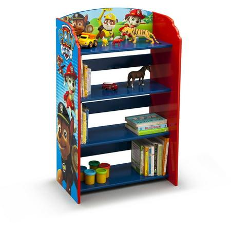 Delta Children Nick Jr Paw Patrol Bookshelf