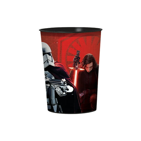 Star Wars Lego Party Supplies (Star Wars Episode 8 Favor Cup for Birthday - Party Supplies - Licensed Tableware - Licensed Cups - Birthday - 1)